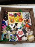 Assorted Refrigerator Magnets - con 802
