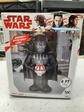 6' Star Wars Darth Vader Air Blown Inflatable - con 476