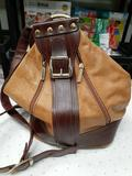Italian Leather Backpack - con 346
