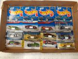 Collection of Hot Wheels - con 346