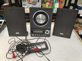 Radio and CD Sand System in Working Condition- con 346