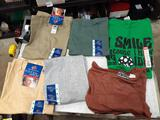 Assorted Size Small Shirts - New - con 555