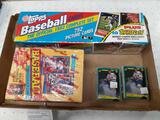 Collection of Vintage Baseball Cards - Unopened - con 346