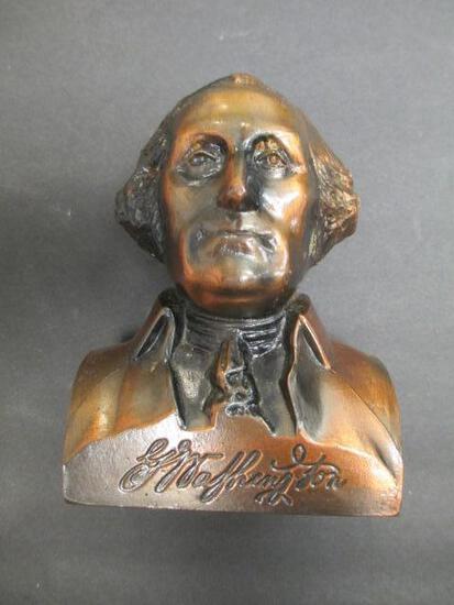 George Washington Statue - con 793