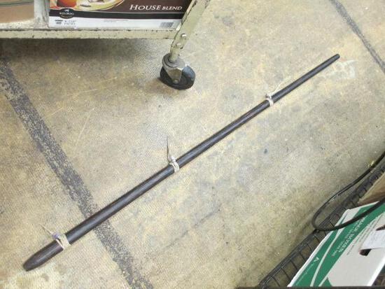 Antique Blow Dart Gun - con 3