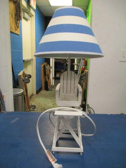 Lifeguard Lamp - will not ship - con 810