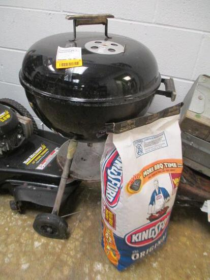 Weber BBQ Wallingford Briquettes - will not ship - con 827