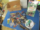 Assorted Older Tools - will not shi p -con 691