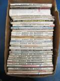29 Science and MEchanics Magazines - 1953-1959 - con 555