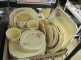 Homer LAughlin Dishes - will not ship - con 827