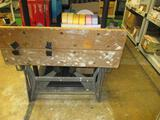 Folding Saw Horse Workbench - will not ship - con 317