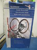 Double Bike Rack - New Open Box - will not ship - con 119