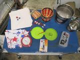 Lot of Assorted Small Bar Collectible Ware and Americana - con 538