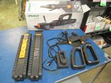 Lot of 2 IROBOT Looj 330 - One Charger for Both - will not ship - con 803