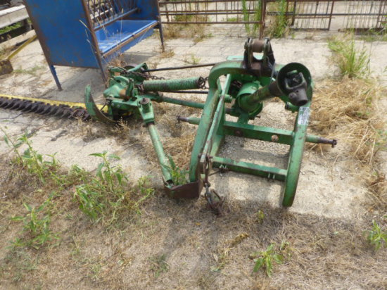 JD 350 3 pt Sickle Mower