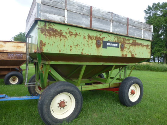 Parker 265 Gravity Wagon
