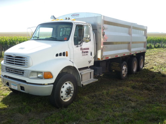 2005 Sterling Acteric Truck