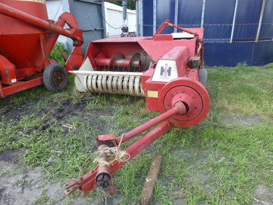 McCormick International Square Baler