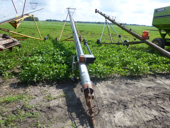 """Hutchinson approx. 8""""x61' Auger"""
