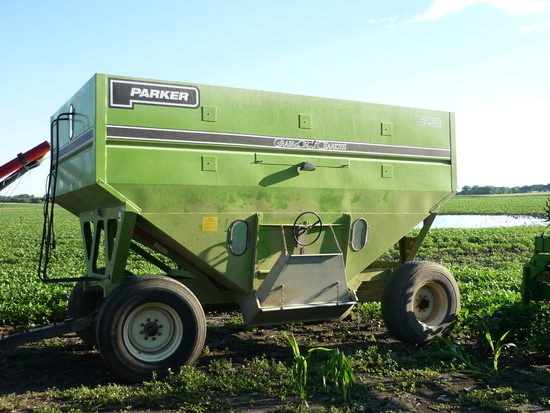 Parker 6250 Wagon