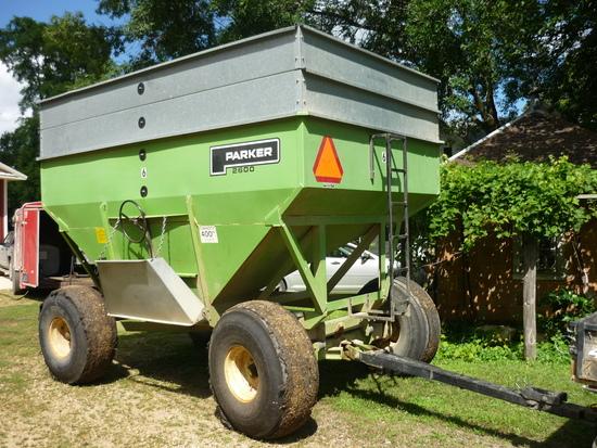 Parker 2600 Wagon