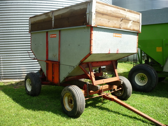 Wards Wagon