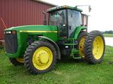 John Deere 8100 Tractor