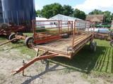 Hog Cart