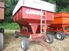 Lundell 300 bu. Gravity Wagon