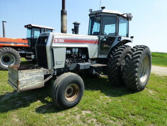 White 2-155 Tractor