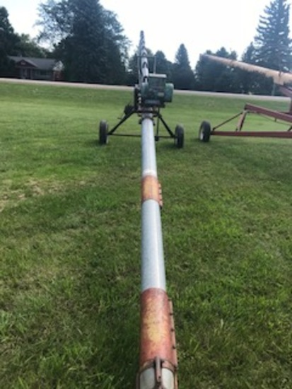 "Approx. 6"" x 51' Auger"