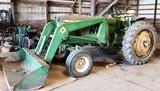 John Deere 3010 Diesel Tractor