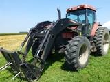 CIH MX120 MFD Tractor