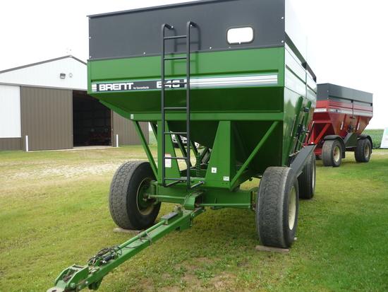 Brent 640 Wagon