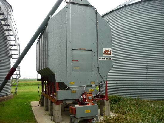 Farm Fans CF/AB 270 Grain Dryer