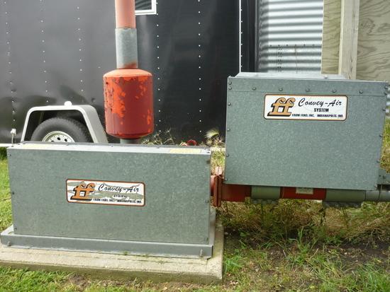 """Farm Fans 4"""" Air System"""