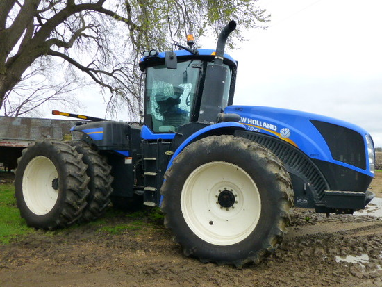 New Holland T9 450 HD 4wd Tractor
