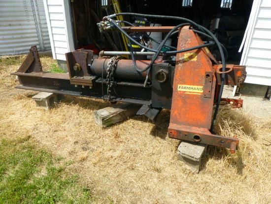 Farmhand Log Splitter