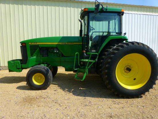 John Deere 8100 2WD Tractor
