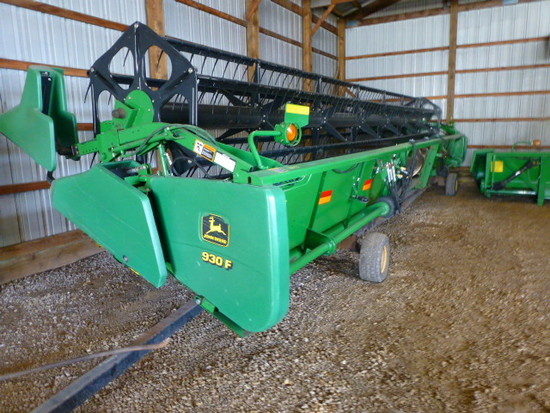 John Deere 930 F Full Finger