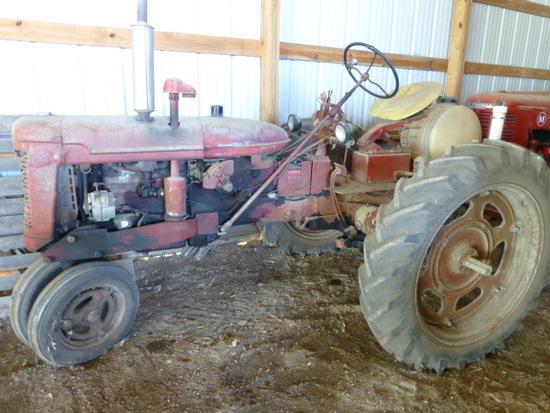 1951 Super C Farmall Tractor