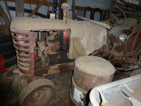 1949 Massey-Harris 22 Tractor