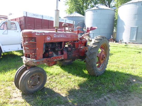 1946 M Farmall Tractor
