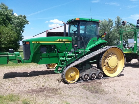 Brad and Joe Lunz Farm Retirement Auction