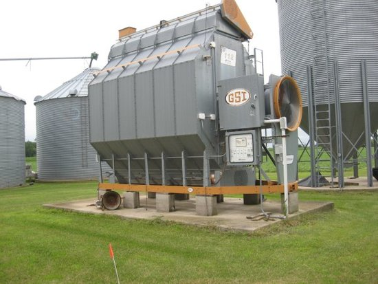 GSI Airstream 112 Cont. Flow Corn Dryer