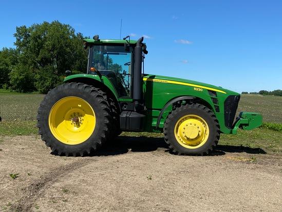 John Deere 8230 MFD Tractor