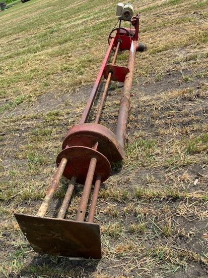 Crisafulli 7 1/2 hp single ph 10' lift pump