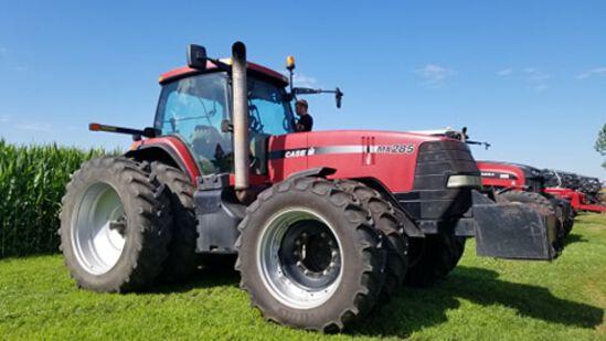 CIH MX285 Tractor
