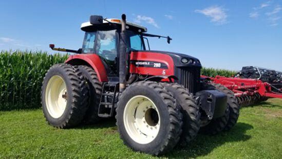 Versatile 280 FWA Tractor