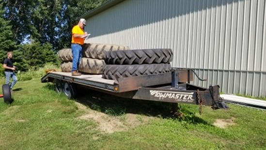 Tow Master T12 Trailer